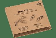 ZELLER 25591 Wein-Set 3-tlg.
