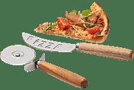 ZELLER 25592 Pizzaschneider-Set 2-tlg.