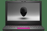 DELL ALIENWARE 13 R3, Notebook mit 13.3 Zoll Display, Core™ i7 Prozessor, 16 GB RAM, 512 GB SSD, GeForce® GTX 1060, Silber