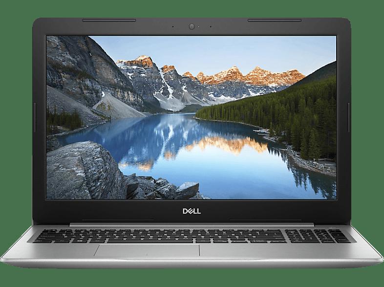 DELL INSPIRON 15 5570, Notebook mit 15.6 Zoll Display, Core™ i7 Prozessor, 8 GB RAM, 128 GB SSD, 1 TB HDD, Intel® UHD-Grafik 620, Schwarz/Silber