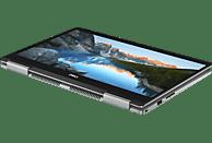 DELL Inspiron 7373, Convertible mit 13.3 Zoll Display, Core™ i7 Prozessor, 16 GB RAM, 256 GB SSD, Intel UHD Grafik 620, Grau