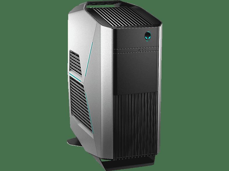 DELL Aurora R7, PC mit Intel® Core™ i7 der achten Generation Prozessor, 32 GB RAM, 2000 GB HDD, 512 GB SSD, Intel® UHD-Grafik 630, 11 GB