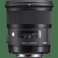 SIGMA 401965 Festbrennweite für Sony - 24 mm, f/1.4
