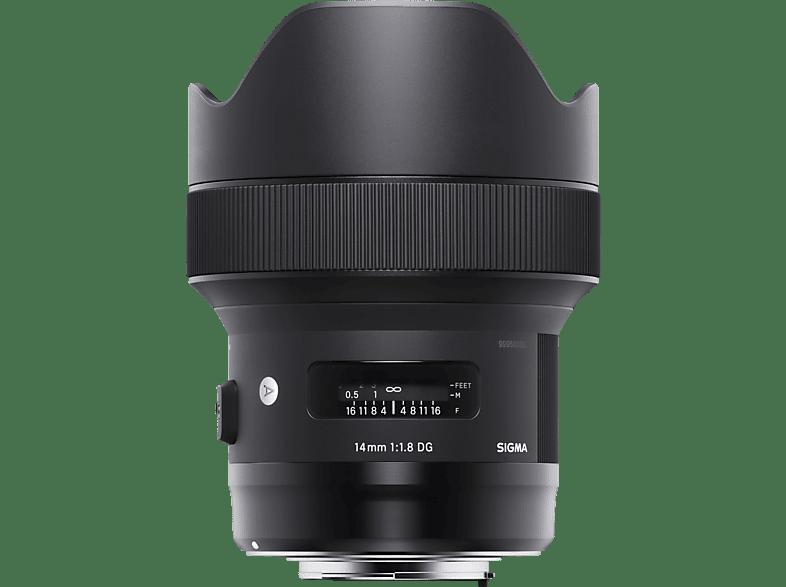 SIGMA 450965  für Sony E-Mount  - 14 mm , f/1.8