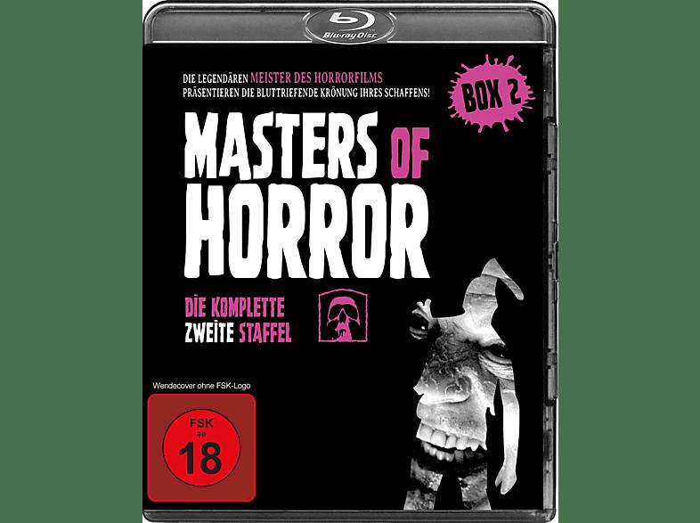 Masters of Horror komplette Staffel 2 [Blu-ray]