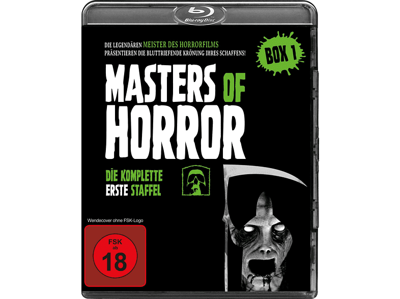 Masters of Horror komplette Staffel 1 [Blu-ray]