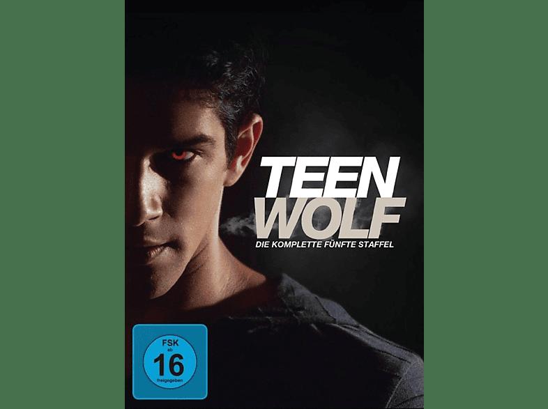 TEEN WOLF 5.STAFFEL [DVD]