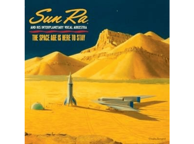 Sun & His Arkestra Ra - The Space Age Is Here To Stay (2-LP) [Vinyl]