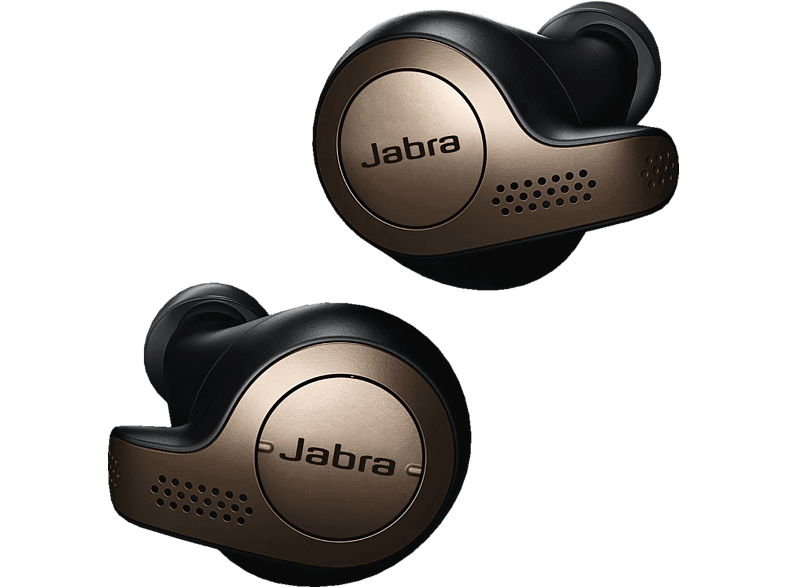 JABRA Elite 65t, In-ear True-Wireless-Kopfhörer Bluetooth Kupfer
