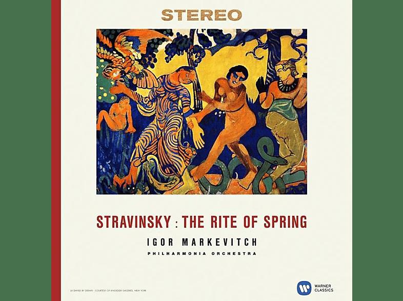 Igor Markevitch, The Philharmonia Orchestra - Le Sacre du Printemps [Vinyl]