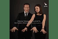Tsybakov,Vera/Herve,Romain - Dialogue De L'Eau Et De L'Air [CD]