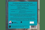 Mariana Flores, Capella Mediterranea - Lettera Amorosa [CD]