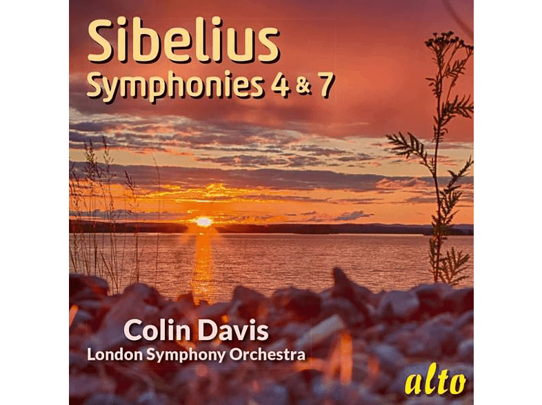 London Symphony Orchestra - Sinfonien 4 & 7 [CD]