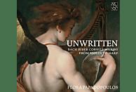 Flora Papadopoulos - Unwritten-Werke für Harfe Solo [CD]