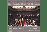 Maria Espada, Marta Infante, Jesús García Aréjula, Orquesta Barroca De Sevilla, Vandalia Choir - Musik an der Kathedrale von Jaén [CD]