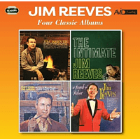 Jim Reeves - Four Classic Albums [CD]