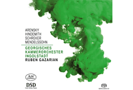 Ruben/georgisches Ko Ingolstadt Gazarian - Werke für Streichorchester [SACD Hybrid]