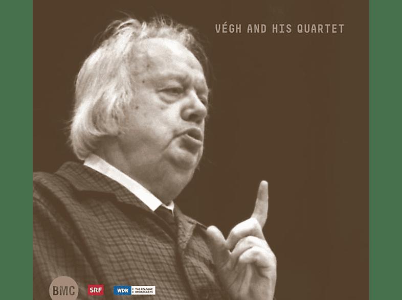 Vegh Quartet - Vegh and His Quartet [CD]