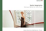 Various Composers, Anna Garzuly-wahlgren - Suite Imaginaire-Barocke Werke für Flöte solo [CD]