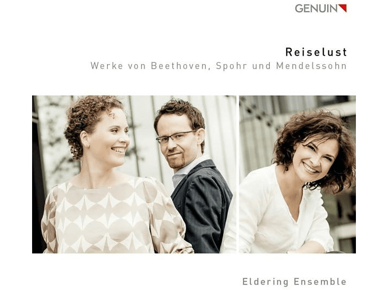 Eldering Ensemble - Reiselust [CD]