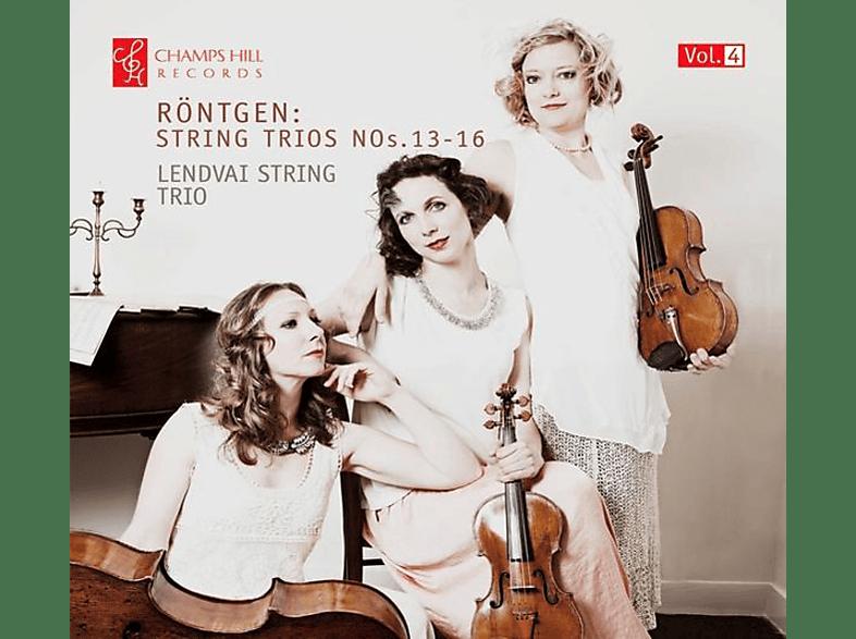 Lendvai String Trio - Die Streichtrios 13-16 [CD]