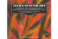 Poznan Philharmonic Orchestra - Sinfonien 2 & 3 [CD]