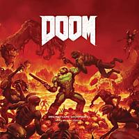 Mick Gordon - DOOM (Original Game Soundtrack) [CD]