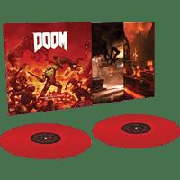 Mick Gordon - DOOM (Original Game Soundtrack) (180g Red 2LP) [Vinyl]