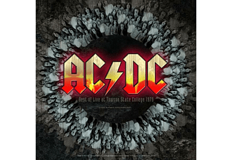 AC/DC - Best Of Live At Towson State College 1979 CD