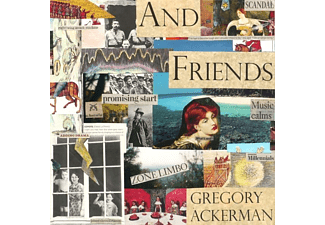 Gregory Ackerman - AND FRIENDS  - (CD)