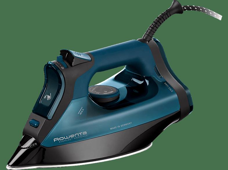 ROWENTA DW7120 Everlast Anti Calc Dampfbügeleisen (2800 Watt, Microsteam 400 HD Profil Laser)