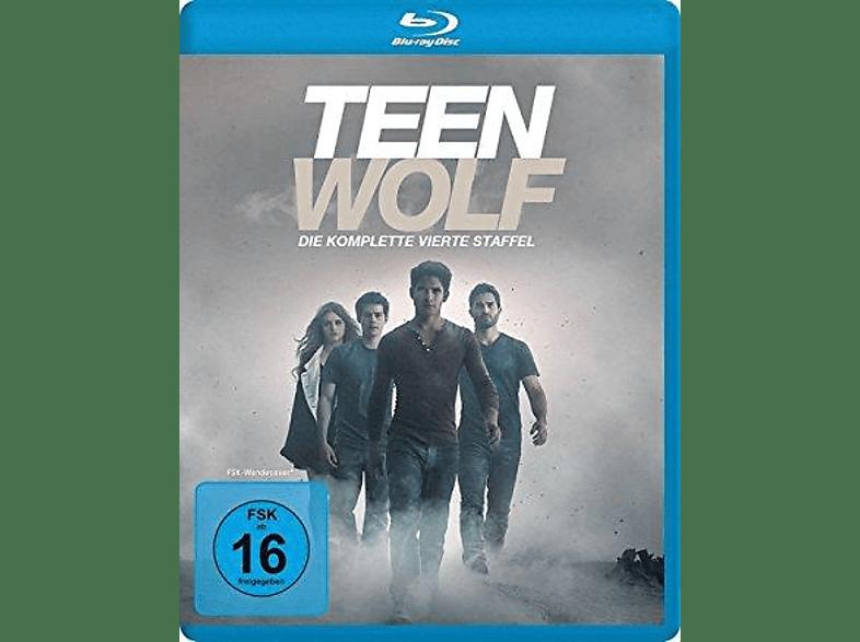 Teen Wolf - Die komplette vierte Staffel [Blu-ray]