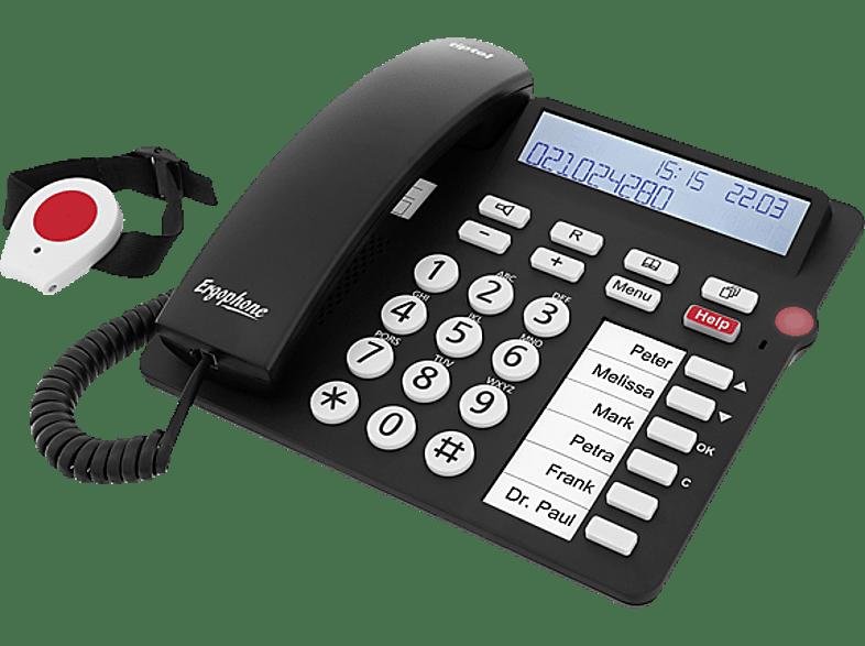 TIPTEL Ergophone 1310 Ergonomie-Notruftelefon