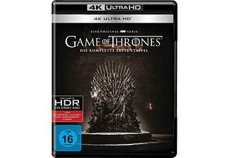 Game of Thrones Staffel 1 (inkl. HDR) [4K Ultra HD Blu-ray]