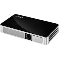 VIVITEK Qumi Q3 Plus Taschenprojektor (HD-ready, 500 ANSI-Lumen, )