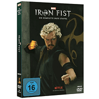 Marvel's Iron Fist - 1. Staffel DVD