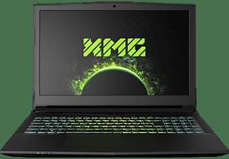 XMG A517 - M18dxs, Gaming Notebook mit 15,6 Zoll Display, Core™ i7 Prozessor, 8 GB RAM, 1 TB SSHD, GeForce® GTX 1060, Schwarz