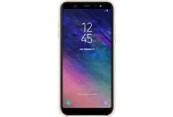 SAMSUNG Dual Layer , Backcover, Samsung, Galaxy A6+, Gold