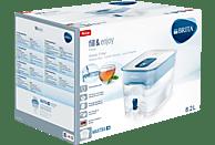 BRITA 088125 Flow Wasserfilter, Weiß/Petrol