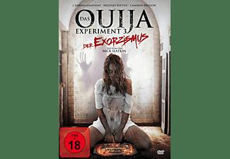 Das Ouija Experiment 3 - Der Exorzismus DVD