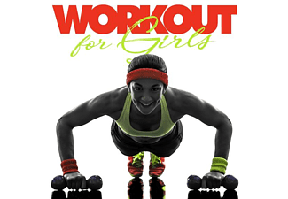 VARIOUS - Workout For Girls  - (CD)