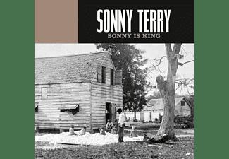 Sonny Terry - Sonny Is King  - (CD)