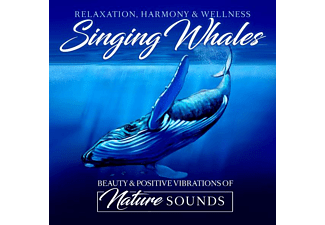 Nature Sounds - Singing Whales  - (CD)