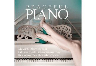 VARIOUS - Peaceful Piano  - (CD)