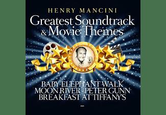 Henry Mancini - Greatest Soundtrack & Movie Themes  - (Vinyl)