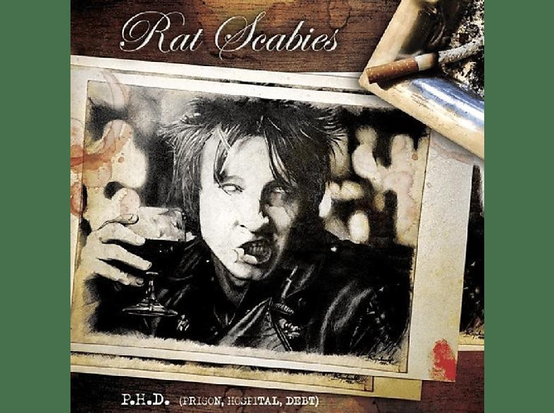 Rat Scabies - P.H.D. [Vinyl]