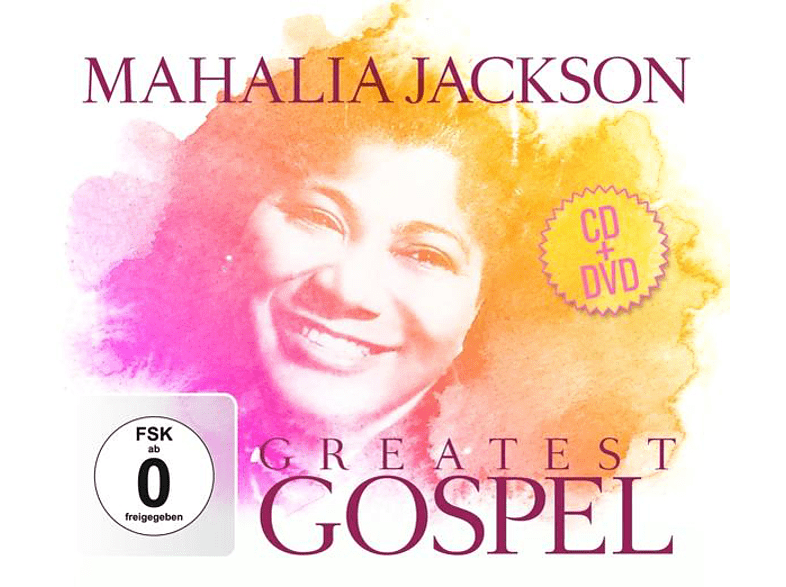 Mahalia Jackson - Greatest Gospel [CD + DVD Video]