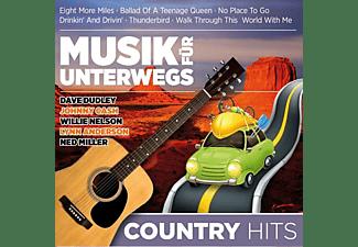 VARIOUS - Musik für unterwegs-Country  - (CD)