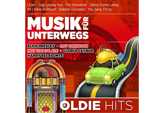 VARIOUS - Musik Für Unterwegs - Oldie Hits  - (CD)