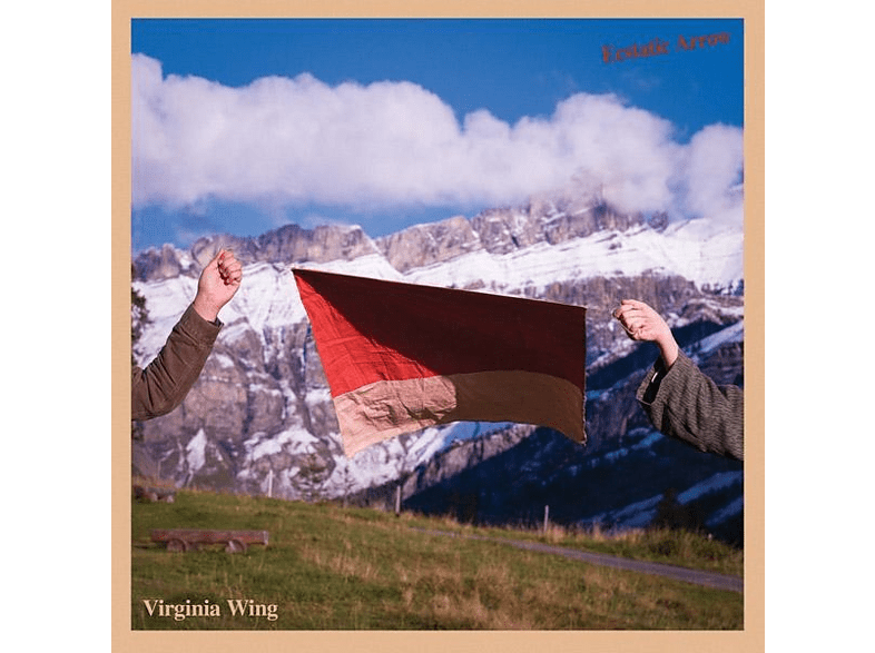 Virginia Wing - Ecstatic Arrow [LP + Download]